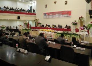 Pidato Perdana Walikota Sorong