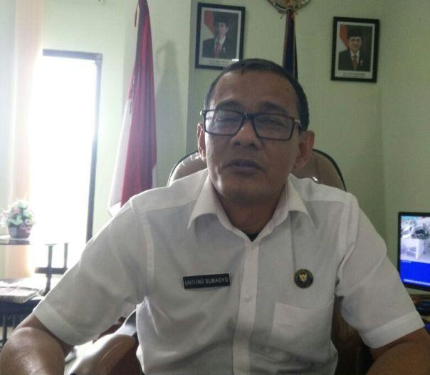 Brigjen Pol Untung Subagyo,Kepala BNN Papua Barat.