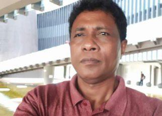 Philipus Penaonde, Kepala Bagian Humas Kabupaten Tambrauw