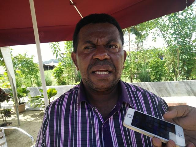 Dominggus Sani, Anggota DPR Papua Barat.