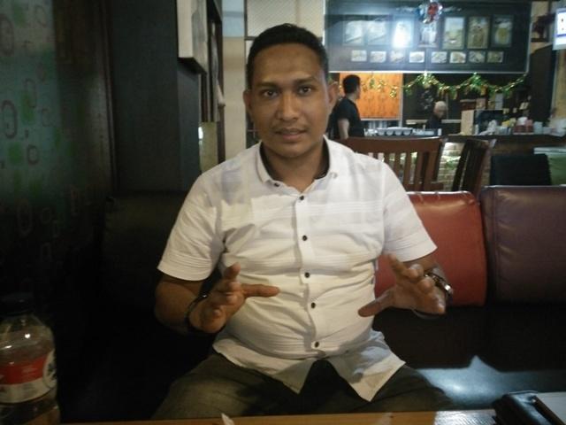Ketua DPW PKB Papua Barat, Abdullah Gazam.
