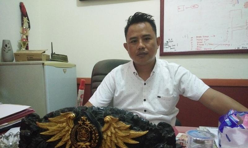 Kanit Reskrim Polsek Sorong Timur, IPTU Muhadi, SH