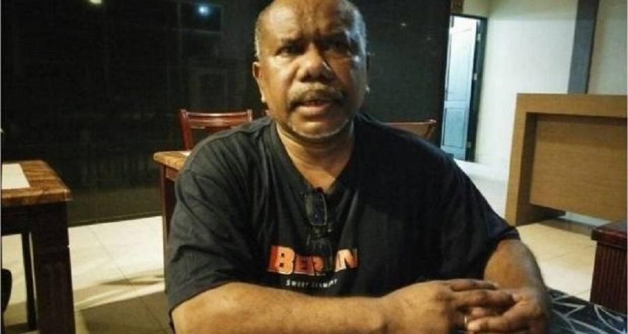 Direktur Eksekutif LP3BH Manokwari, Yan Cristian Warinussy.