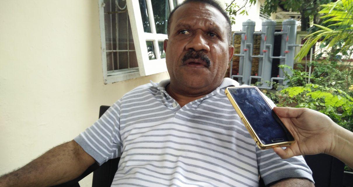 Gabriel Assem, Bupati Kabupaten Tambrauw
