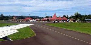 Bandara Rendani Manokwari (sumber google)