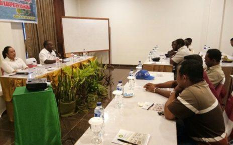 Pelatihan Nelayan Yang Digelar DKPP Kaimana