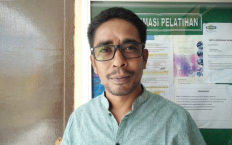 Bahrun Bin Agiel, Sekretaris DPD Partai Perindo, Kabupaten Raja Ampat.
