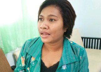 Marlina Nona Lin, SE. Ketua Bapemperda DPRD Kabupaten Kaimana.