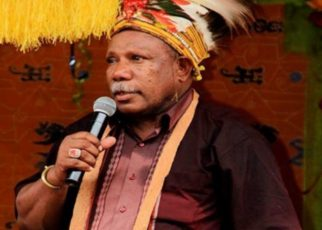 Wakil Bupati Kaimana, Ismail Sirfefa