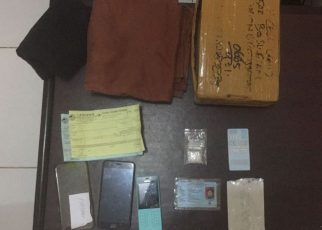 Barang Bukti Narkoba Jenis Shabu milik Tersangka FR yang Diamankan Anggota Satres Nakoba Polres Sorong