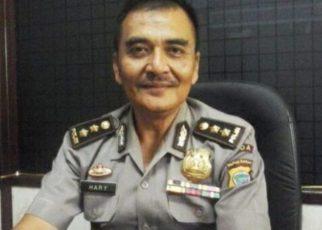 Kabid Humas Polda PB, AKBP Hary Supriono