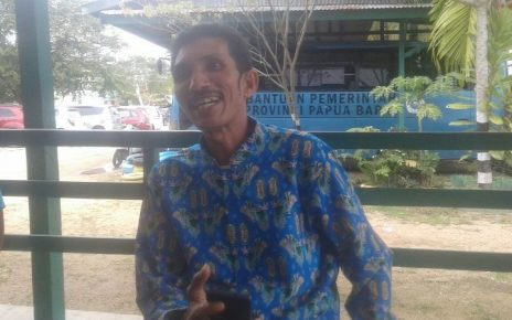 Sirajudin, Sekretaris DPW Muhammadiyah, Papua Barat.