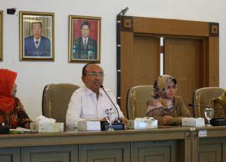 Kemen PPP saat menggelar FGD Kerjasama Pemerintah Provinsi Jawa Barat