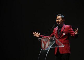 Direktur Eksekutif TYI, Agus Harimurti Yudhoyono (AHY)