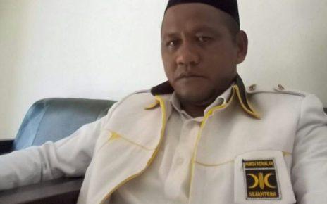 Basirun Mantale, Politisi Partai PKS Kota Sorong