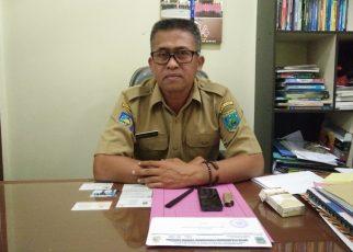 Kepala Pelabuhan Perikanan Pantai Sorong, Farian K. Sulaeman, S.Pel. MM