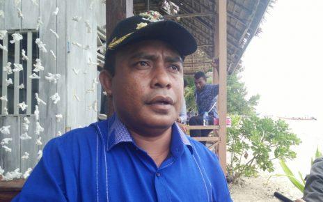 Abdul Faris Umlati, Ketua DPC Partai Demokrat Raja Ampat