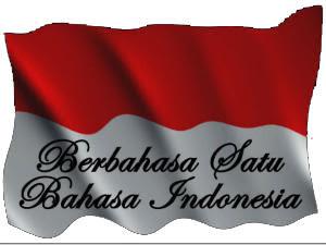 Bahasa Pemersatu Bangsa adalah Bahasa Indonesia