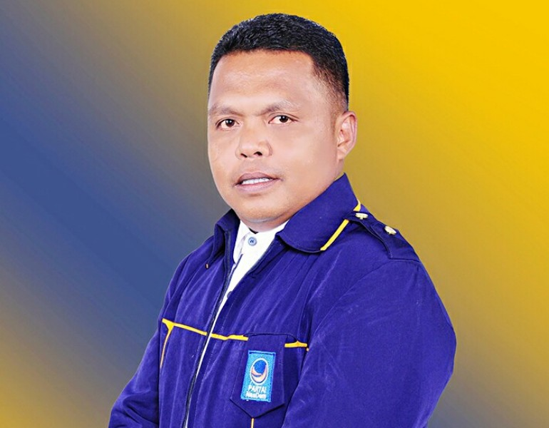 M. Saman Bugis, calon anggota DPRD Kota Sorong