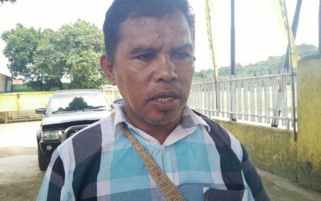 Ketua IKAPPI Kota Sorong, Syarif Narri