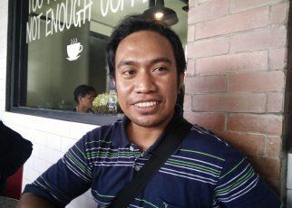 Imran, Ketua DPD PSI Kota Sorong.