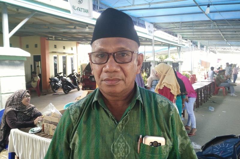 Ketua MUI Kota Sorong, H. Abdul Manan Fakaubun