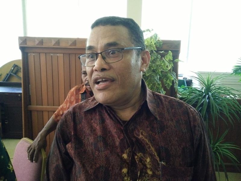 Abu Bakar Alhamid, Kepala Dinas Kependudukan dan Catatan Sipil (Dukcapil) Kota Sorong