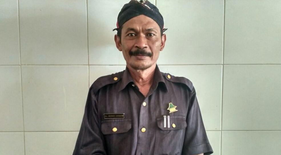 Drs. Ahmad Zaenudin, Ketua Ikaswara Sorong.