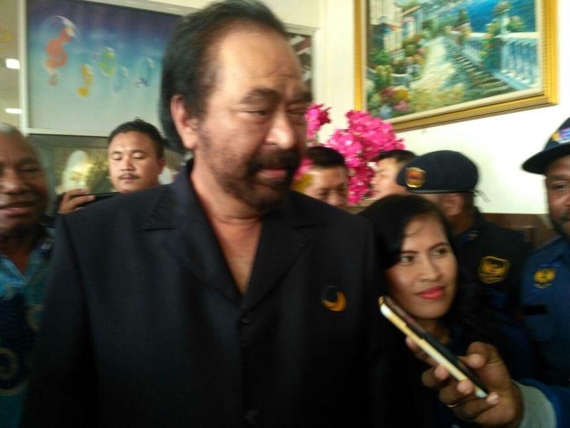 Ketua DPP Partai Nasdem, Surya Paloh