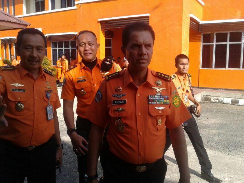 Kepala Badan SAR Nasional Marsekal Madya (TNI) Muhammad Syaugi, S.Sos., MM.