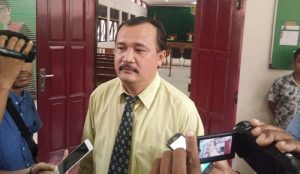 Kuasa hukum HPS, Surya Panjaitan, SH