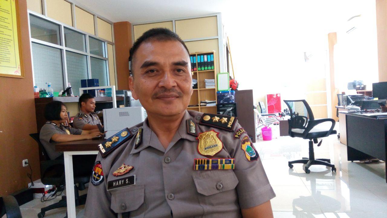 Kabid Humas Polda PB, AKBP Hary Supriiyono
