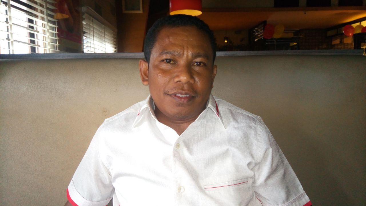 Ketua DPW Perindo PB, Marinus Bonepay