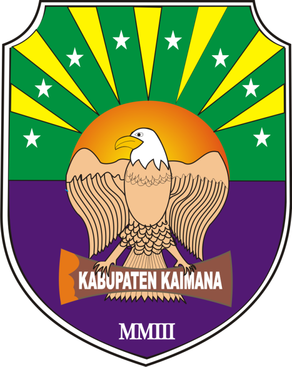 Logo Pemda Kaimana