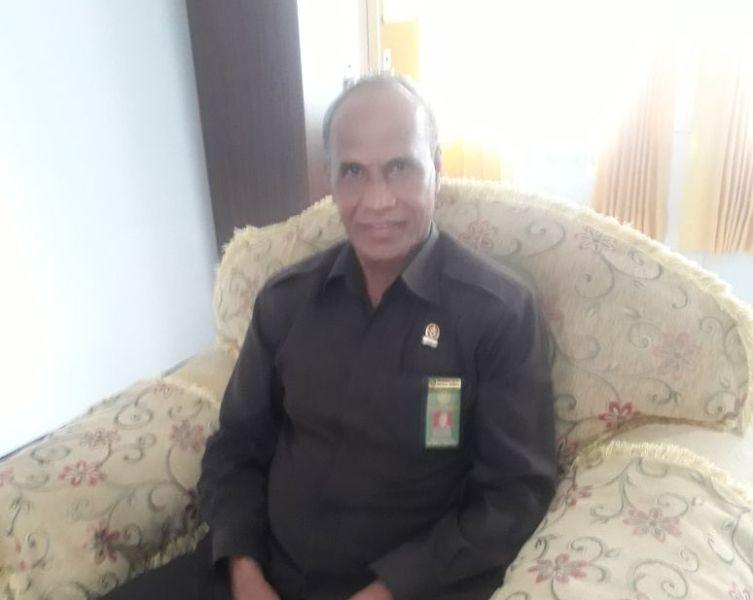 Panitera Pengadilan Negeri Sorong, Abdul Kadir Rumodar, SH