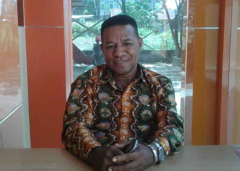 Aser Rumansen, S.Sos, Ketua KPU Kota Sorong