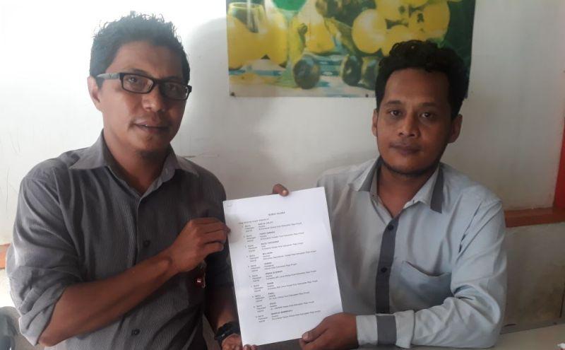 Abdul Azis, SH dan Moh. Iqbal Muhidin, SH