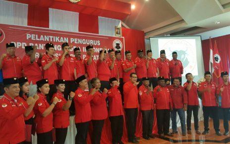 DPD BMI Papua Barat Siap Menangkan Jokowi dua periode pada Pilpres 2019