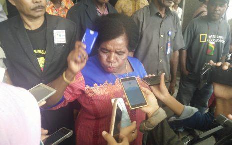 Helena Murafer (Mama Nauw), Koordinator Tim Pemekaran Provinsi PBD Tahun 2006