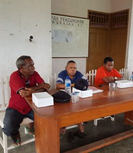 Tim Percepatan Pemekaran Calon DOB Kabupaten Manokwari Barat