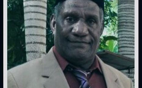 Deklarator Pemekaran Provinsi Papua Barat Daya, Andi Asmuruf, SH., MH