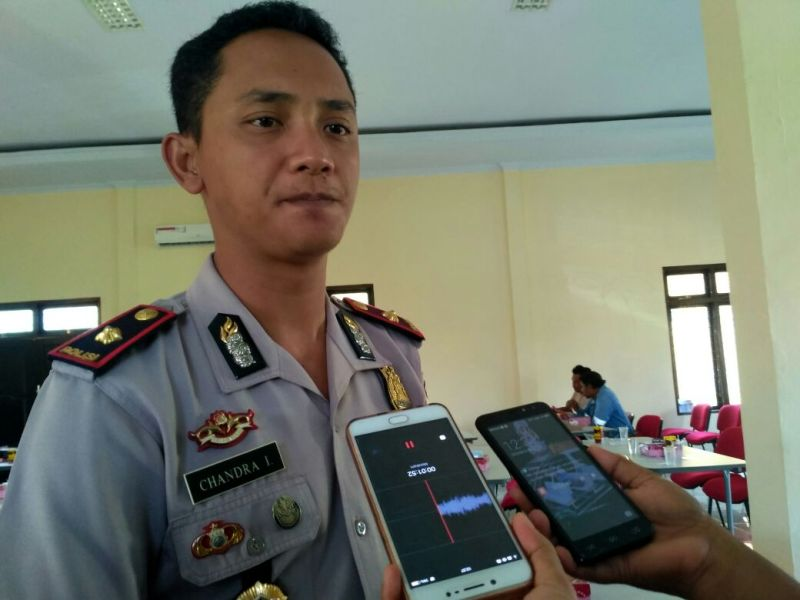 Kompol Chandra Ismawanto, S.IK, Ketua Tim Saber Pungli Kota Sorong