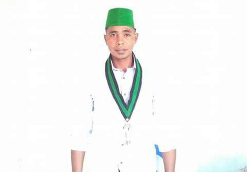 Ali Kwaikamtelat, Ketua HMI Cabang Sorong Periode 2018-2019