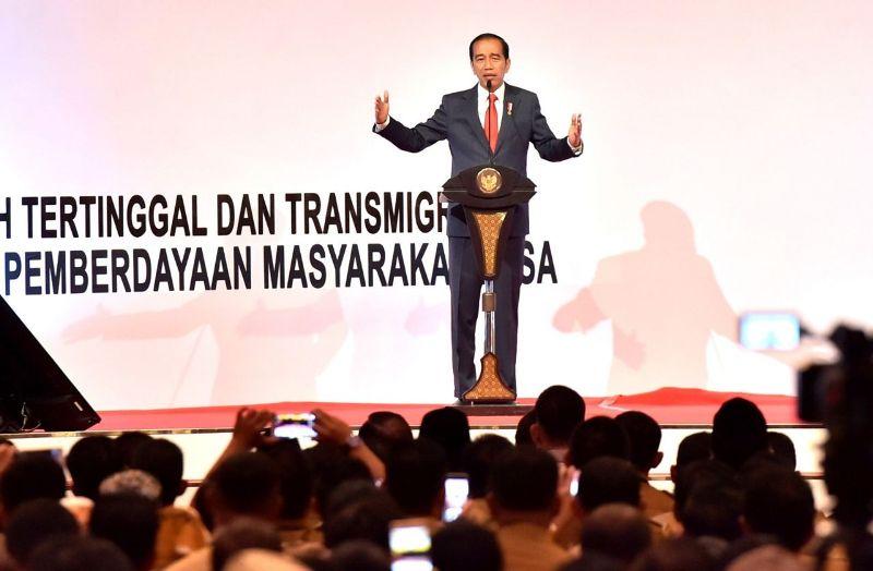 Ir. Joko Widodo, Presiden Republik Indonesia