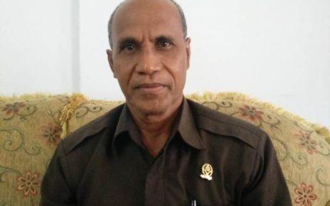 Abdulkadir Rumodar, Panitera Pengadilan Negeri Sorong.