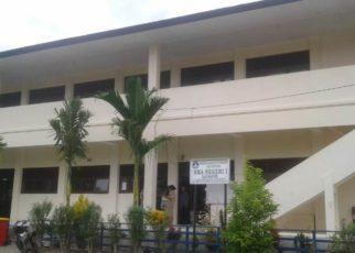 Gedung SMA Negeri 1 Sausapor, Kabupaten Tambrauw. / (foto: tri satrisnah)