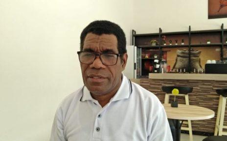 Kepala Lembaga Penjamin Mutu Pendidikan (LPMP) Papua Barat, Saul Bleskadit, MSi