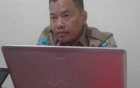 Harjito, Kepala Dinas Kependudukan dan Catatan Sipil. / (foto: Trisnah)