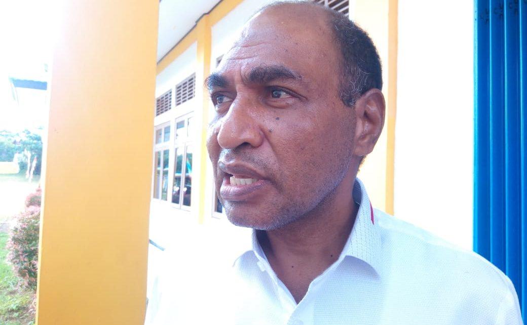 Ketua DPD Partai Gerinrda Papua Barat, Mohammad Lakotani,S.H.,M.Si