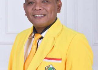 Ketua DPD Partai Golkar Papua Barat, Mozes Rudy Frans Timisela,S.T